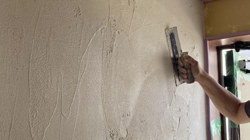既存の様々な外壁の上から施工可能